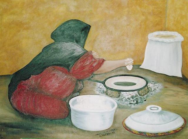 قصة للعبرة العجوز والخبز المسموم