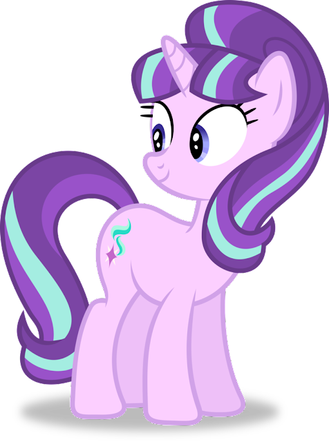 Starlight Glimmer and the Space Time Suite book reveal