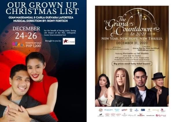 KTX.ph concert tickets as digital gift ideas