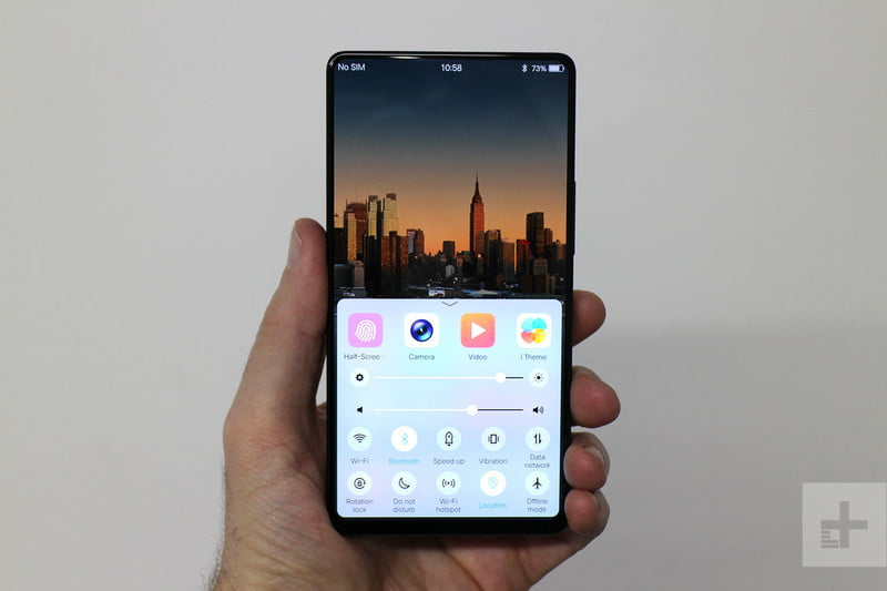 The Vivo Apex Full Phone Specifications, Features, Reviews, Unboxing and Price.