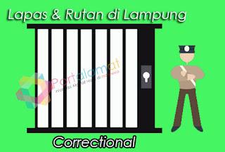 Lapas Rutan Lampung
