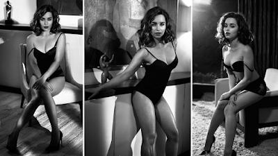 Emilia Clarke: 105 fotografias que te quitaran el sueño 1/3