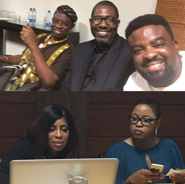 nigerians emmy awards judges
