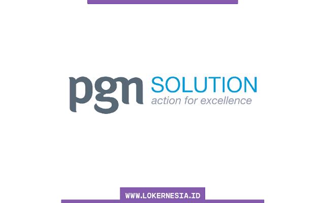Lowongan Kerja PGAS Solution Kutai Kartanegara September 2021