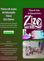 Planos de Aulas de Educação Física Zizo Dance