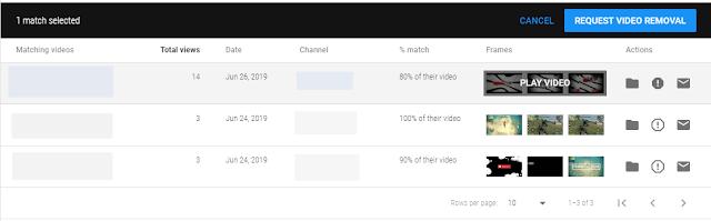 Cara Menggunakan Youtube Copyright Match Klaim Video Re-Upload