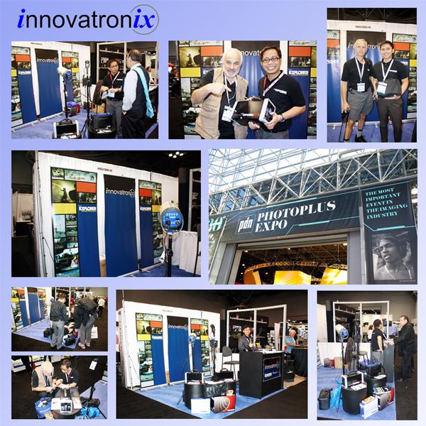 Innovatronix at Photo Plus New York City