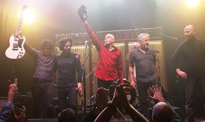 Lagartija Nick (crónica concierto en Sala Rock City 15-12-2017) 4