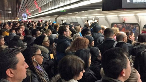 Enriched Toronto Subway Today