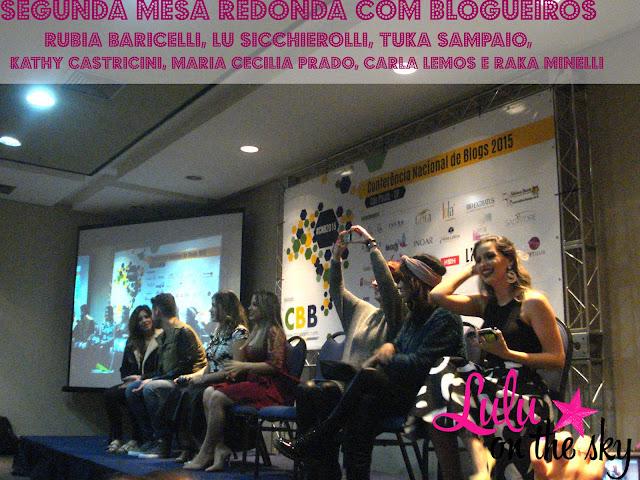 Conferência Nacional de Blogs: eu fui pela segunda vez