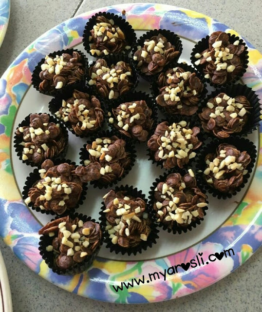 cornflakes nutella