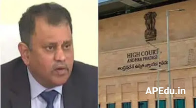 Nimmagadda's petition in the three-judge bench of the AP High Court .. adjourned within a few moments of the commencement of the trial