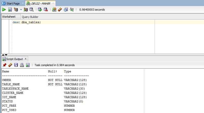 Oracle Database 12c Release 2 - Long Identifiers