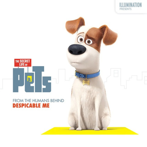 Movie Corner : The Secret Life Of Pets