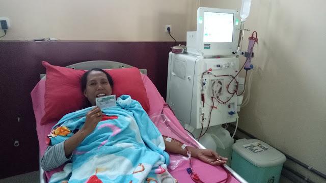 Ini Harapan Pasien Cuci Darah Terhadap BPJS Kesehatan