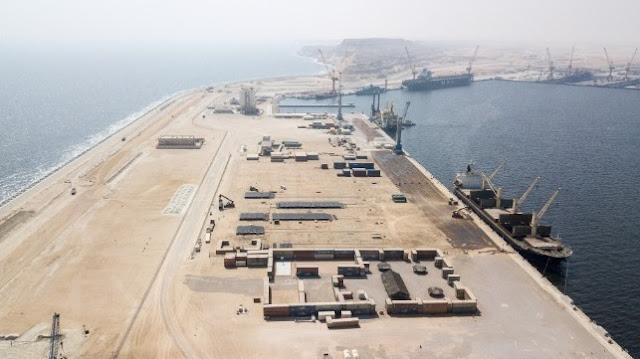 UK Secures Naval Base in Duqm