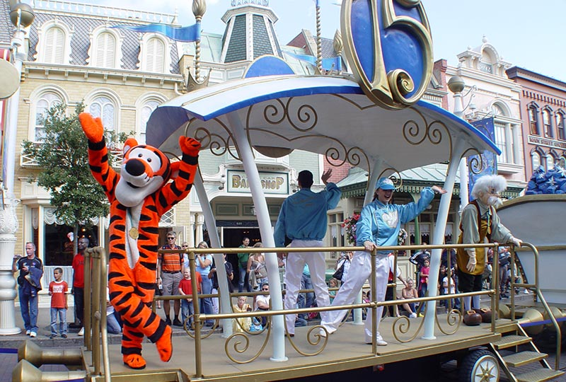 Disneyland Paris Park Fantasyland