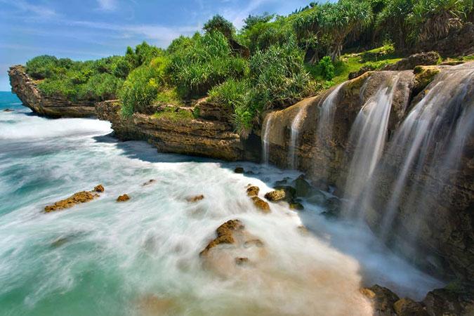 www.Dlium.com Gunung Sewu Geopark