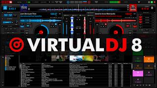 TÉLÉCHARGER VIRTUAL DJ 8 + CRACK  DERNIÈRE VERSION , SERIAL, LOADER, PATCH, KEYGEN ET ACTIVATOR?