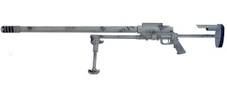 ULR 50 bmg rifle
