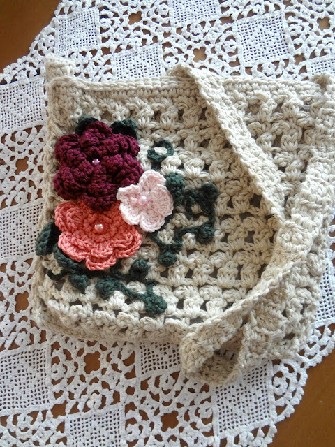 """The """"Tuscan Window"""" Bag – pattern release"""