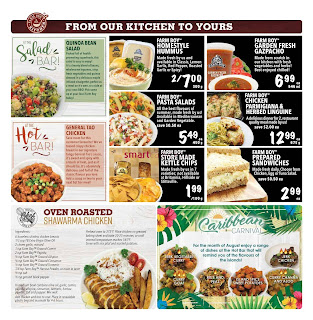 Farm Boy Weekly Flyer December Circulaire August 16 - 22, 2018