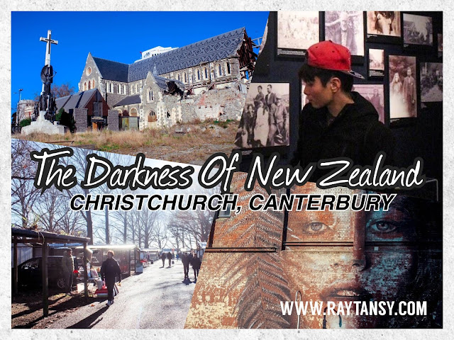 Ray Tan 陳學沿 (raytansy) ; Christchurch Shooting: The Darkness Of New Zealand @ Christchurch, Canterburya 基督城枪击事件, 新西兰, 基督城, 旅游, 新西兰最黑暗的一天, 恐怖袭击