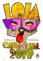 Loja - Carnaval 2018 - Alfonso Giménez Ventura