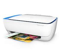 HP DeskJet 3636 Printer Driver
