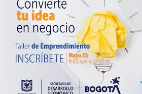 Convierte tu idea en Negocio