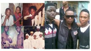 Rare Childhood Photos of 27 Celebrities in Nigeria You've Never Seen Before – I Bet You Won't Stop Laughing When You See Don Jazzy {Must See}