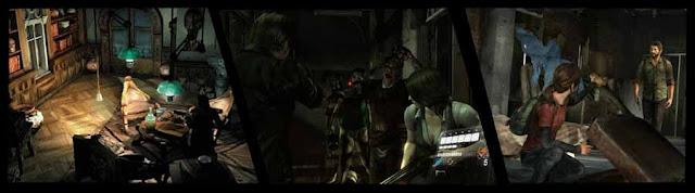survival horror game genre
