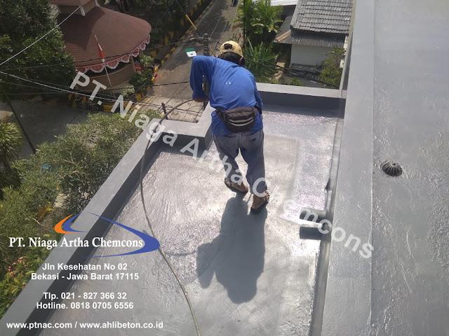 Kesalahan Memperbaiki Beton Bocor