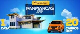 Cadastrar Promoção Farmarcas 2019 - Concorra 1 Casa e 20 Carros 0KM