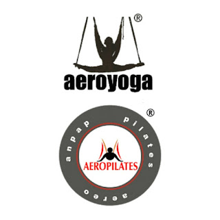 logo aeropilates aeroyoga