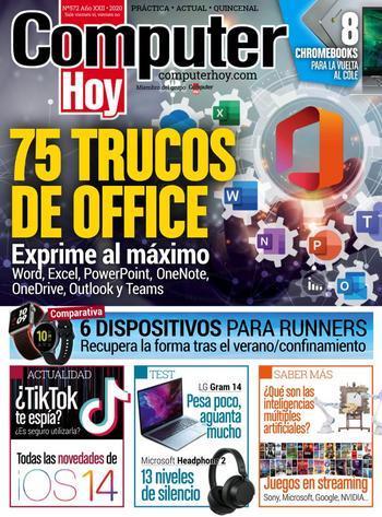 Computer Hoy Nº 572 – 75 trucos de office