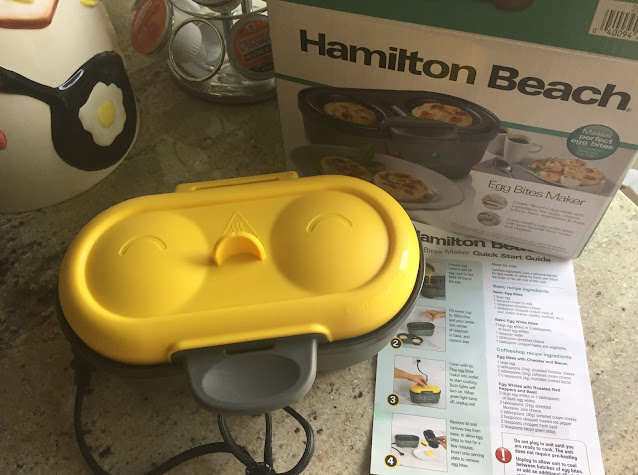 Hamilton Beach Electric Egg Bites Maker