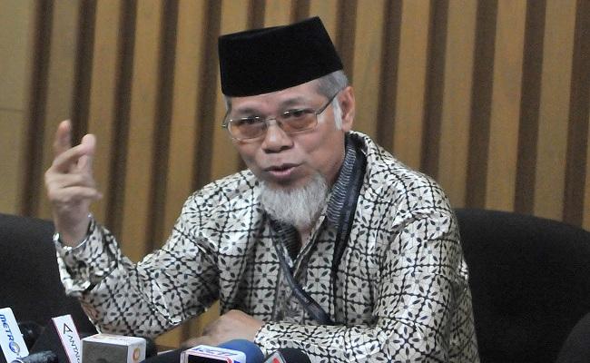 Sentil Para Pembuat Soal TWK KPK, Abdullah Hehamahua: Waktu Kuliah Gak Lulus Pancasila Ya?