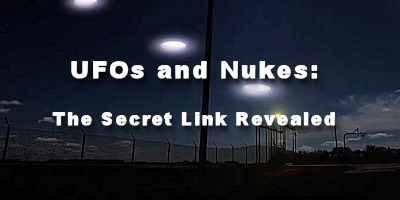 UFO and Nukes - The Secret Link Revealed (Still 1)