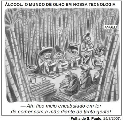 Álcool: O mundo de olho em nossa tecnologia