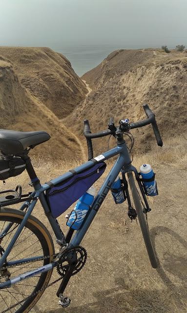 Херсонские горы на велосипеде