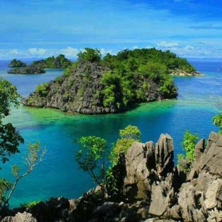 Keindahan Pulau Labengki Di Sulawesi Tenggara