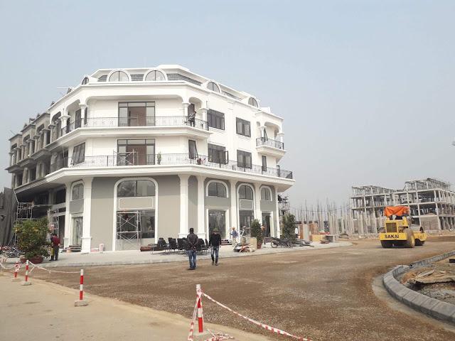 Bán dự án Calyx Residence Uy Nỗ Đông Anh CĐT Cty 319 Bộ Quốc Phòng khu nhà ở đường Cổ Loa Hà Nội