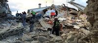 120 muertos tras el Terremoto en  Italia