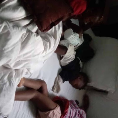 Mother Who Went To Buy Mango Abandons Her 4 Kids Without Returning