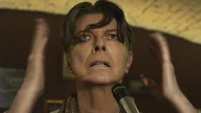 El cantante David Bowie durante el videoclip de 'The Next Day'