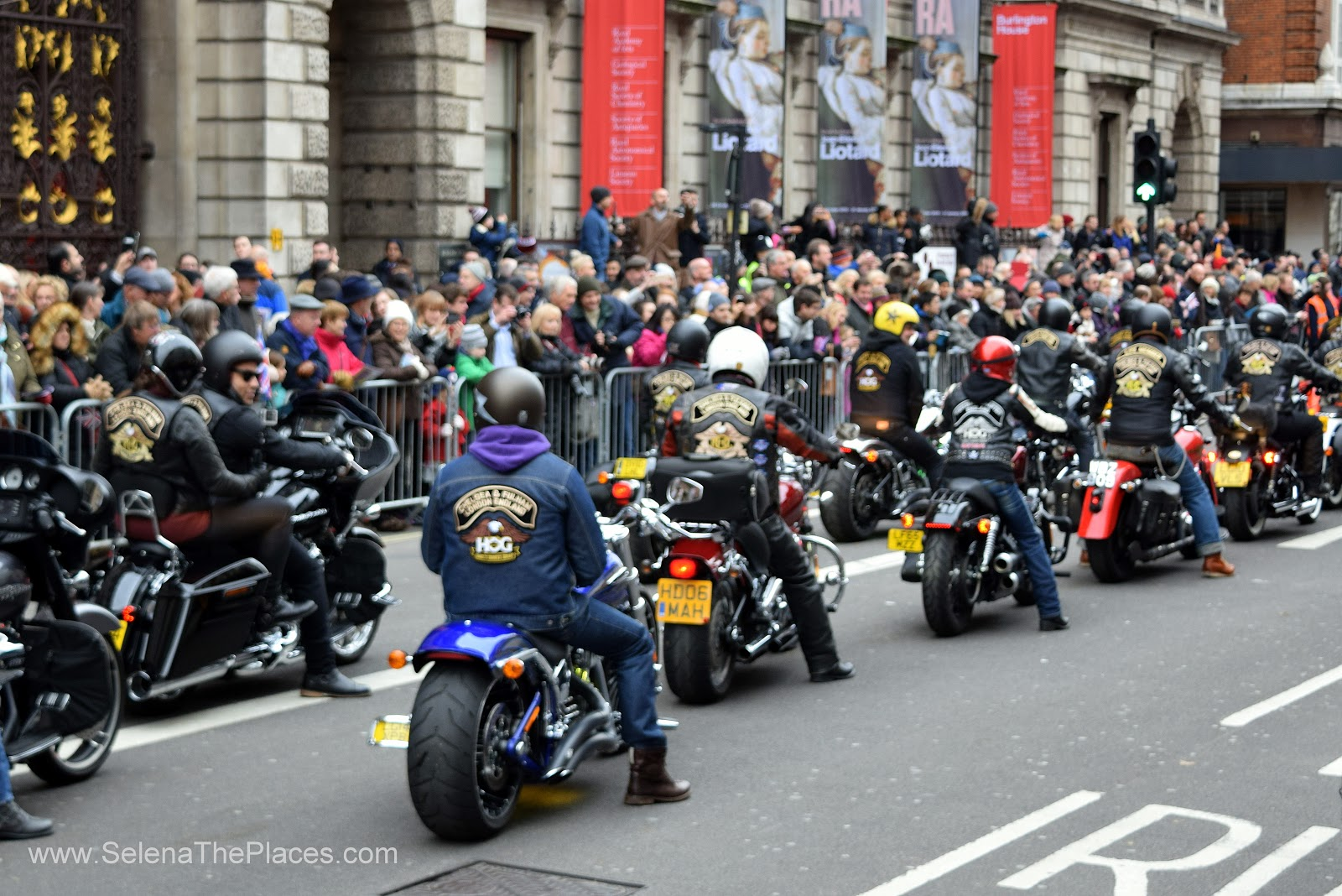 London New Year's Day Parade 2016