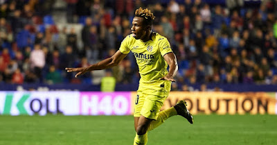 Samuel Chukwueze: Next Checkout For Barcelona ?