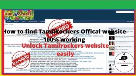 Tamilrockers- Download Tamil, Telugu, Malayalam Movies