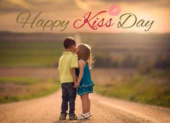 kiss day png